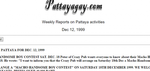 pattaya-weekly-gay-report-dec1299