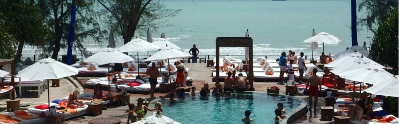 Show off your stuff at Thailand's hottest beach clubs