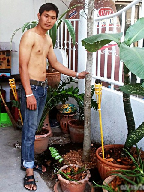 Khun Ice 0932147596 For all your transport and gardening needs