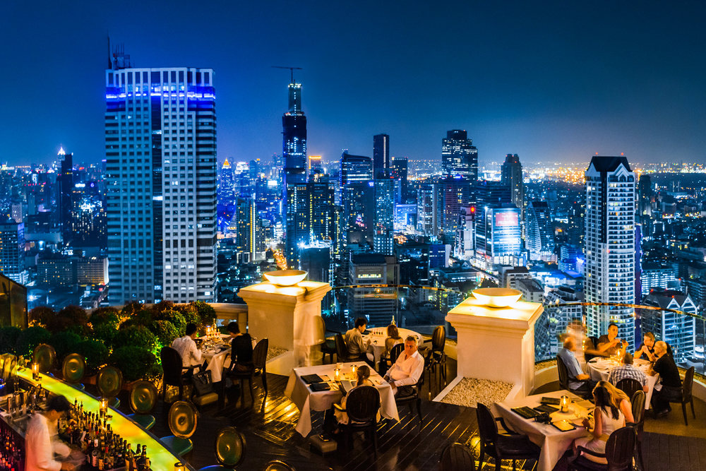 for young Thai gays and has a rooftop terrace with