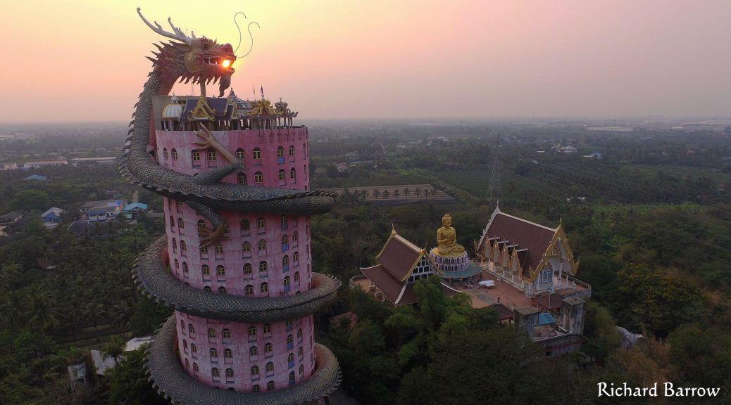 Day Trip To The Giant Dragon In Nakhon Pathom Sawatdee