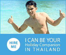 gay guides and companions in Thailand Cambodia Vietnam Burma